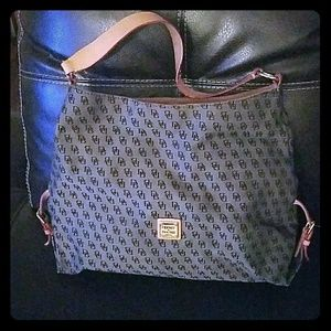 Dooney & Bourke large signature bag
